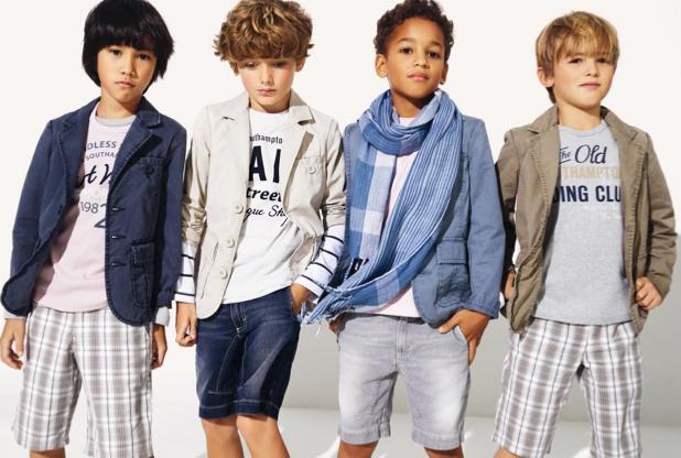 Как цвет одежды повлияет на поведение и характер ребенка.
