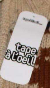 Tape-a-l`oeil