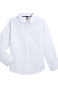 Белая рубашка для мальчика 4 года