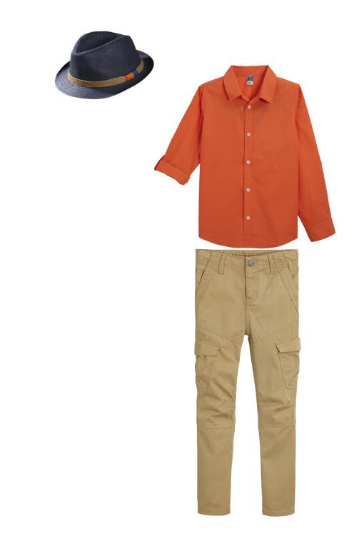 Модный образ для мальчика Safari Ride, 6 лет