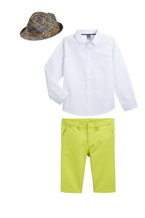Модный образ для мальчика Sunny Beach