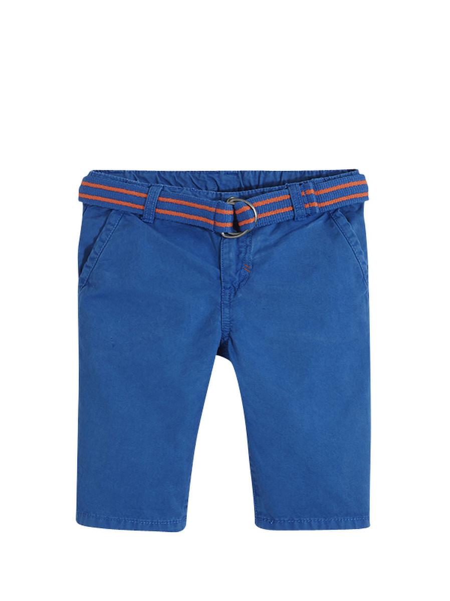 Бермуды синие для мальчика