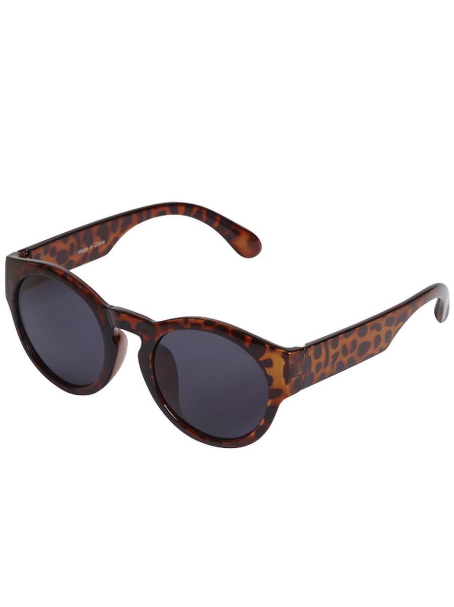 Очки с леопардовым принтом для мальчика