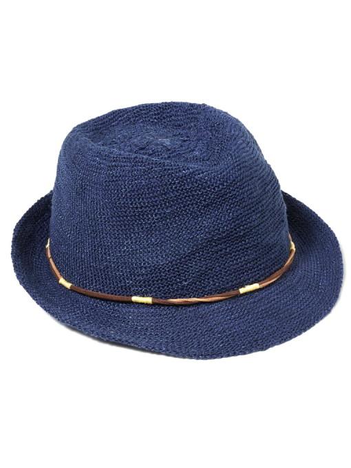 Шляпа для мальчика летняя купить BORSALINO ALI